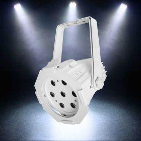 LEDJ Alu Par Compact 8500K (White).