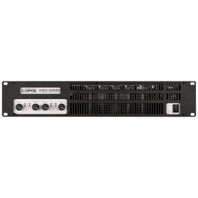 Lynx Pro-Audio RS4-4000 4 x 1000W Power Amplifier