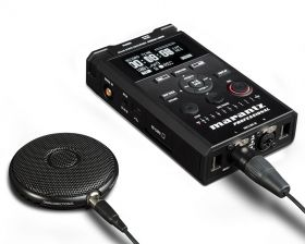 Marantz PMD661MKIII Handheld Solid State Recorder for up to 64GB SD