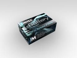 MITEX replacement Battery Pack for General, Security or Business Radios