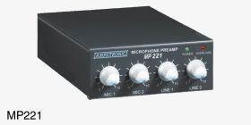 AmpetronicMP221 - Microphone Pre-amps