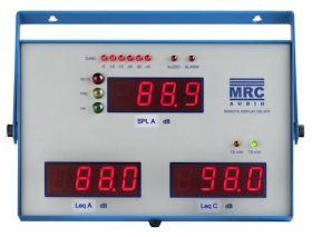 MRC Audio DD3 Digital Triple Remote Display