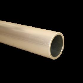 1mtr Standard Mill Finish Plain barrel