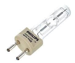 Philips Theatre Lamp - MSD700 Metal Halide 700w G22 - Single End