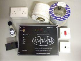 SL2000 Sound Limiter and Installation Kit