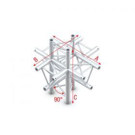 Milos Cross up/down 6-way Pro-30 Triangle P Truss
