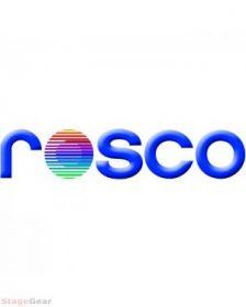 Rosco 502350 Fluorescent Orange Spike Tape 12mm x 25m
