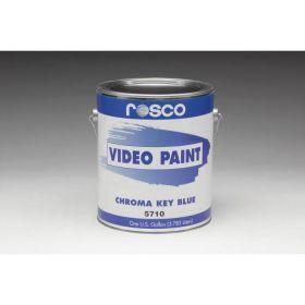 Rosco 57105 - Chroma Key BLUE Paint - 18.95Litres