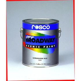 Rosco 535119 - Off Broadway White White Paint (18.95lit)