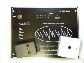 SL2000 Sound Limiter with Small Remote Display