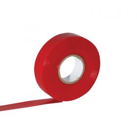 eLumen8 Economy PVC Insulation Tape 19mm x 33m - Red