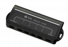 TOA TS-919B4 Conference System, Bridge Unit, 4-way