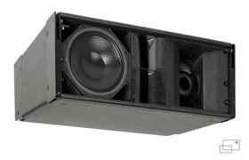 Martin Audio W8LMI - Three-way, compact line array element