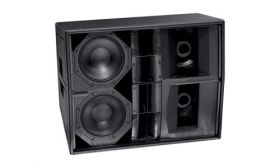 Martin Audio W8VDQ Compact, 3 way, differential directivity system