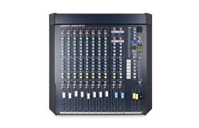 Allen & Heath MixWizard 12:2 Live Mixer with Built-In Effects.  8 Mic/Line Inputs, 2 Dual Stereo Inputs