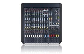 Allen & Heath Wizard 14:4:2 Dual Function 4 Bus Mixer.  10 Mic/Line inputs, 2 Dual Stereo inputs