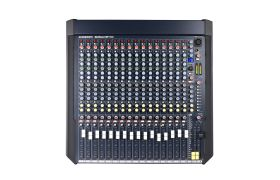 Allen & Heath MixWizard 16:2  Live Mixer with Built-In Effects. 16 Mic/Line Inputs