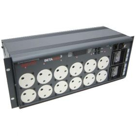 Zero 88 Betapack 3 Portable DMX Dimmer with 12x15A outlets, 00-307-11