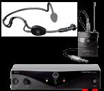 AKG Perception Wireless Sport Set