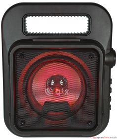 Qtx Effect Portable Bluetooth Party Speaker - 100.615UK