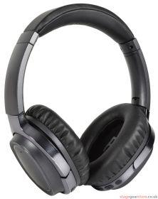 av:link Isolate Active Noise Cancelling Bluetooth Headphones - 100.640UK