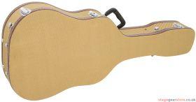 Chord TWC-2T Tweed Style Guitar Case 2 Tone Western - 127.172UK
