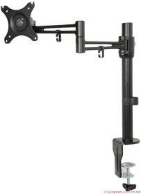av:link DM211 Single Monitor Desk Mount Extension Arm - 129.522UK