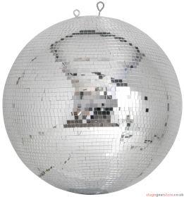 QTX PMB-50 Professional mirror ball 7mm x 7mm tiles - 50cmØ - 151.414UK