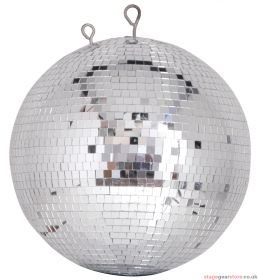 QTX 151.415, MB-80 Professional mirror ball , 800mm, Silver