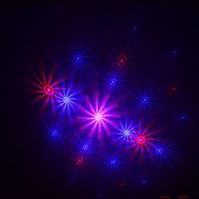 QTX FRACTAL-250 Fractal-250 RGB Pattern Laser - 152.764UK