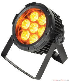 QTX HIPAR-100 HIPAR-100 IP65 PAR Light RGBWA - 154.323UK