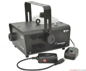 QTX QTFX-900 mkII QTFX-900 mkII fog machine 900W - 160.463UK