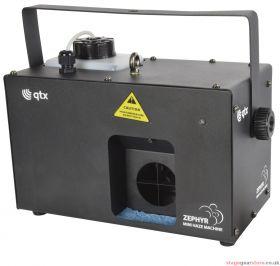 QTX ZEPHYR-300 Zephyr Mini Haze Machine 300W - 160.494UK