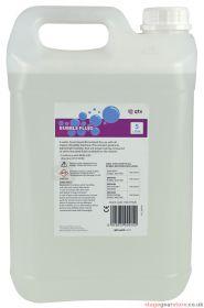 QTX BUBBLE-5L Bubble Fluid, 5 litre - 160.575UK