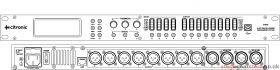 Citronic DSM48 DSM48 Speaker Management System - 170.668UK