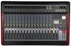 Citronic CSX-18 CSX-18 Live Mixer with USB/BT Player + DSP Effects - 170.885UK