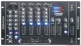 Citronic CDM10:4 MK5 CDM10:4 4 Channel USB Mixer - 171.135UK