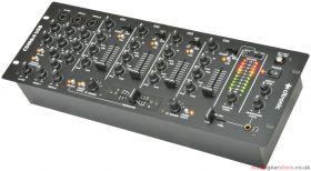 """Citronic CDM8:4 USB CDM8:4 USB 14 - INPUT 19"""" RACK DJ MIXER - 172.776UK"""