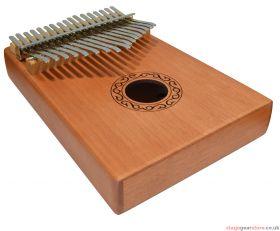 Chord - Kalimba 17-key CMajor Mahogany- 173.002UK