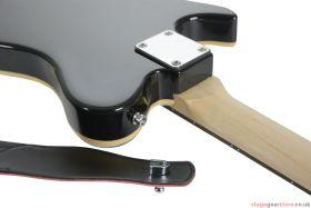 Chord SL2-C Set of 2 strap locks for guitar - chrome - 173.110UK