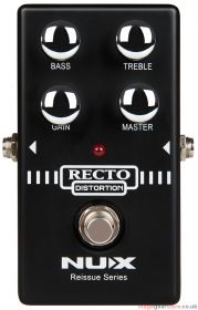 Nux - NuX Reissue Recto Distortion Pedal- 173.232UK