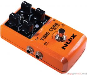 Nux TIMECOREDLX NUX Time Core Deluxe Pedal - 173.348UK