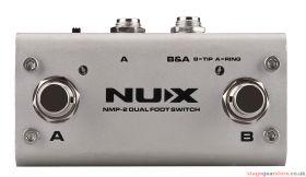 Nux - NuX NMP-2 Dual Foot Controller- 173.352UK