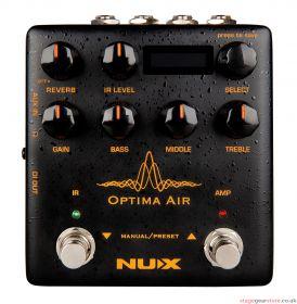Nux - NuX Optima Air Acoustic Simulator Pedal- 173.400UK