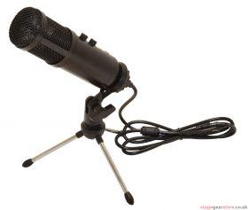 Citronic CU-POD USB Podcast Microphone - 173.632UK
