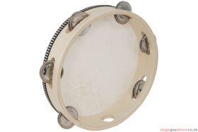 "Chord TAMB08H Headed Tambourine 20cm (8"") - 173.723UK"