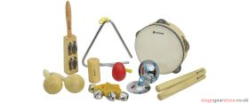 Chord CPS09 Hand Percussion Set - 9 instruments - 173.810UK