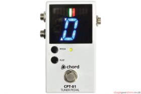 Chord CPT-01 CPT-01 Chromatic Tuner Pedal - 174.244UK