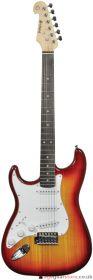 Chord CAL63/LH-CS CAL63/LH Guitar Cherryburst - 174.355UK