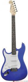 Chord CAL63/LH-MBL CAL63/LH Guitar Metal Blue - 174.364UK